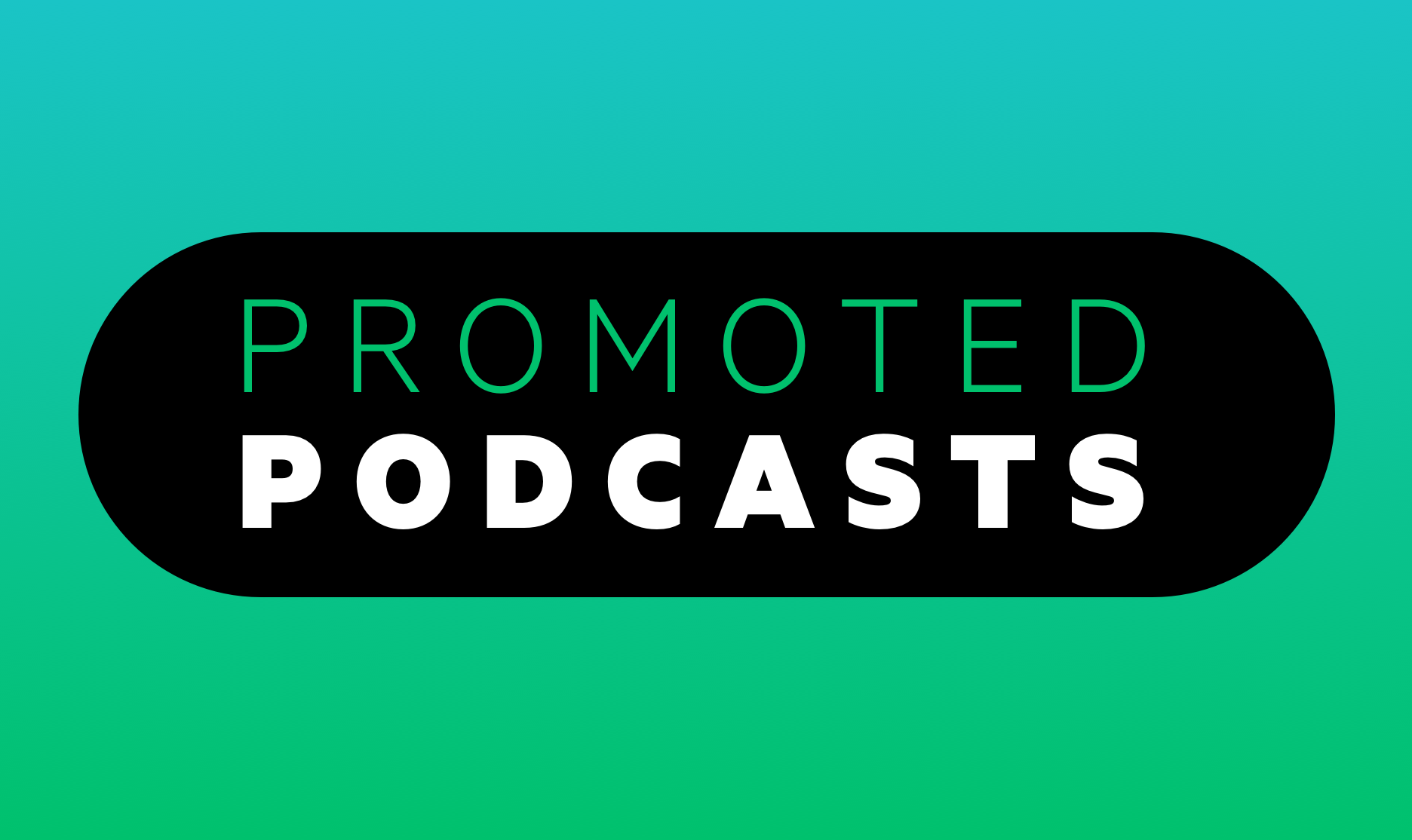 Introducing Promoted Podcasts image