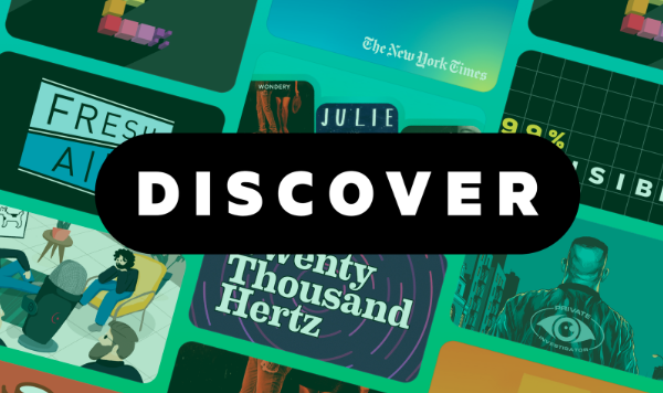 New: Enhanced Podcast Discovery, Snappy Search, and more image