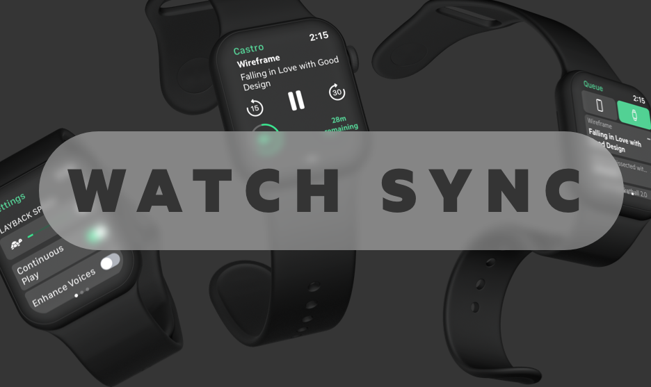 Watch Sync Is Here image