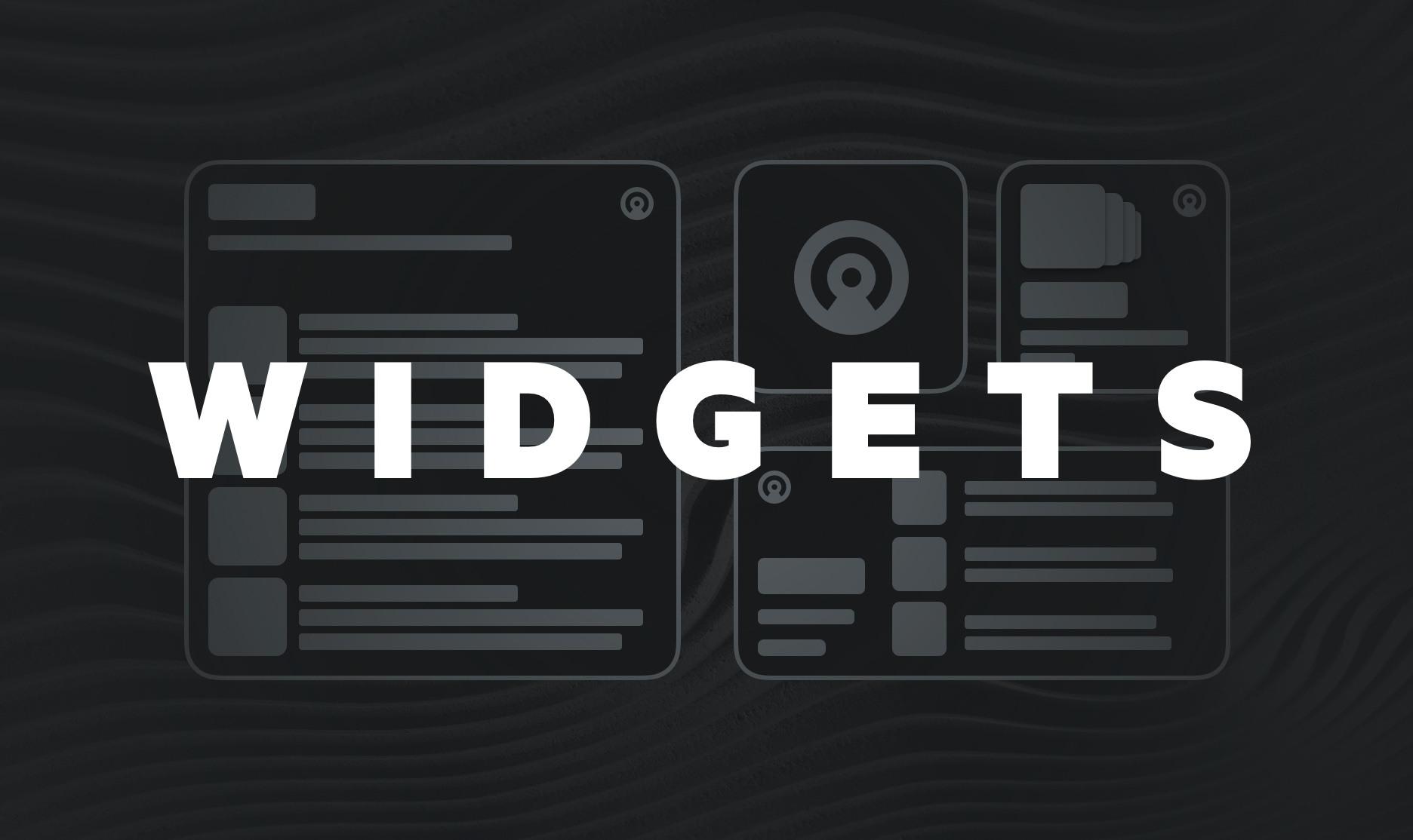Queue Widgets image
